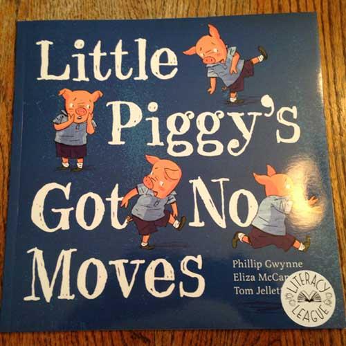 Little Piggy's Got No Moves